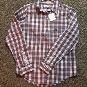 Llbean shirt. Reg XS. New